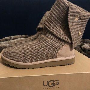 UGG Cardi Sweater Boots